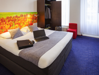 Chambres - ibis Styles Amsterdam City