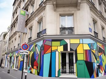 Hotel Ibis Styles Paris Maine Montparnasse Paris