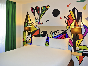 Rooms - ibis Styles Paris Maine Montparnasse