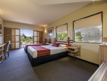 Camere - Mercure Kingfisher Bay Resort Fraser Island