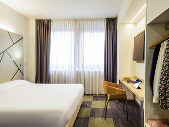 Kamers - ibis Styles Milano Agrate Brianza