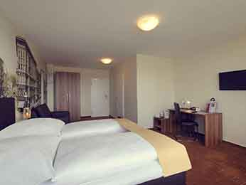 Hotel - Mercure Hotel Berlin am Alexanderplatz