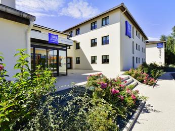 Hotel Ibis budget Marne la Vallée Saint-Thibault des Vignes