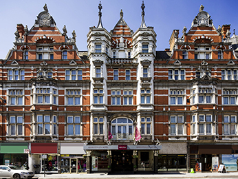 Reiseziel - Mercure Leicester The Grand Hotel