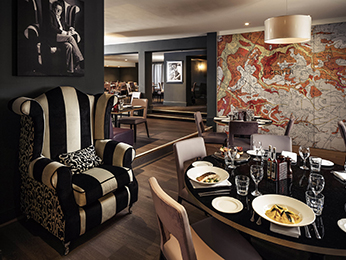 Restaurant - Mercure Leicester The Grand Hotel