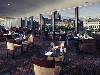 Restaurant - Mercure Manchester Piccadilly Hotel