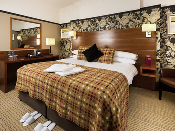 Kamers - Mercure Bolton Georgian House Hotel