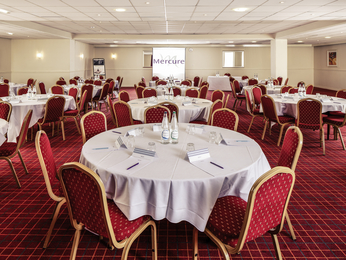 Meetings - Mercure Bolton Georgian House Hotel