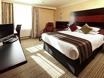 Zimmer - Mercure Chester Abbots Well Hotel