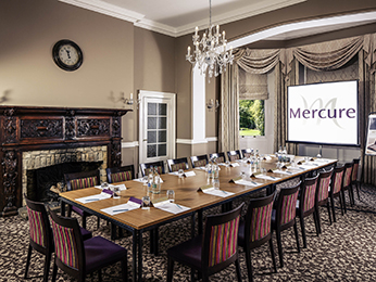 Meetings - Mercure Newbury Elcot Park Hotel