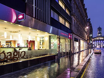 목적지 - Mercure Glasgow City Hotel