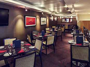 Restaurante - Mercure Glasgow City Hotel