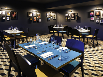 Ristorante - Mercure Edinburgh City Princes Street Hotel