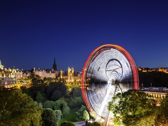 Servicios - Mercure Edinburgh City Princes Street Hotel