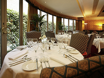 Restaurante - Mercure York Fairfield Manor Hotel