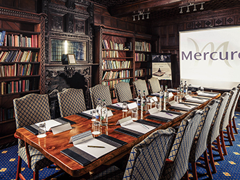 ミーティング - Mercure York Fairfield Manor Hotel