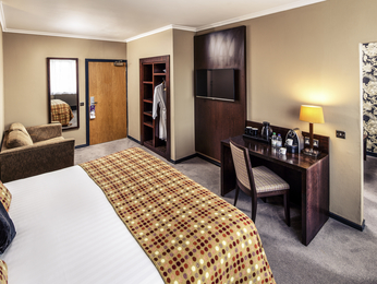 Kamar - Mercure Inverness Hotel