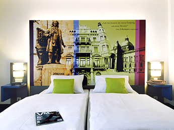 Rooms - ibis Styles Leipzig