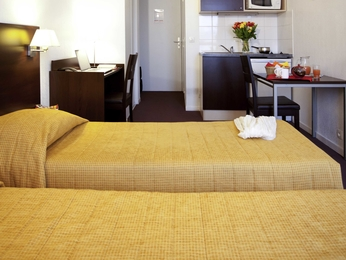 Rooms - Aparthotel Adagio Access Paris Saint Denis Pleyel