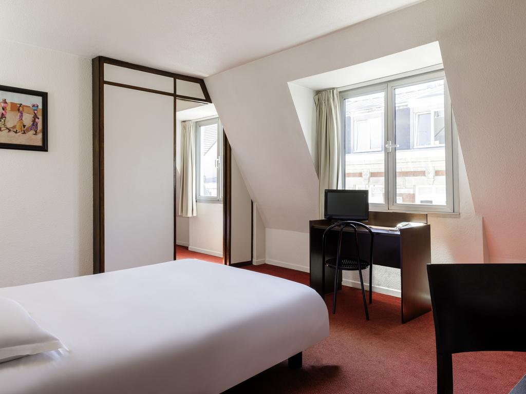 P gina 6 hoteles francia viamichelin for Appart hotel 75015