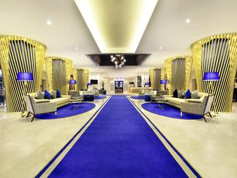 Hotel In Dubai Mercure Gold Hotel Al Mina Road Dubai