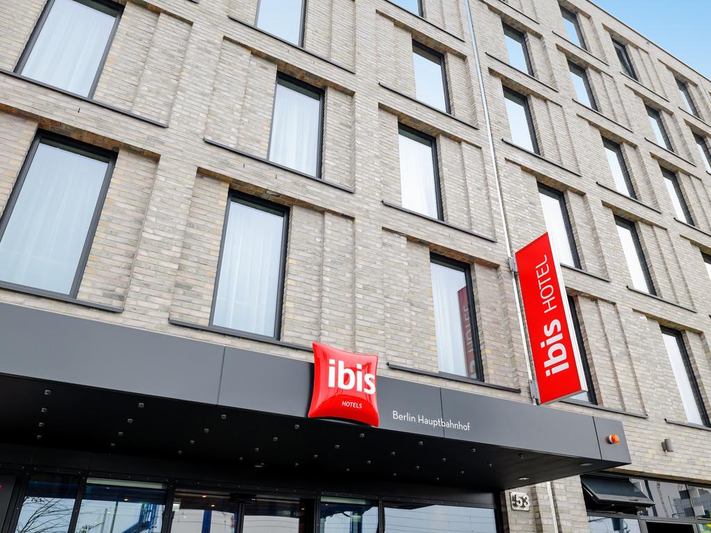 Ibis Hotel Berlin Hauptbahnhof