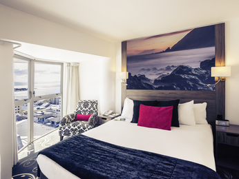 Hotel - Grand Mercure Wellington Central City Apartments