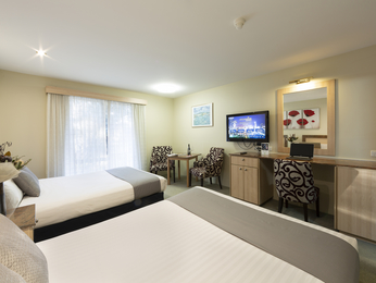 Camere - ibis Styles Canberra