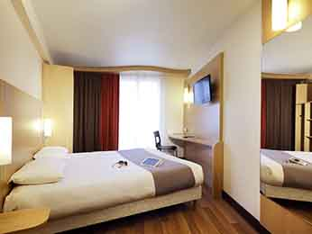 Rooms - ibis Paris Gare de Lyon Reuilly