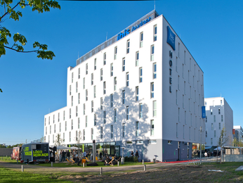 Hotel - ibis budget Muenchen City Olympiapark (Opening November 2014)