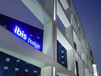 호텔 - ibis budget Hamburg City