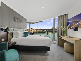 Rooms - Pullman Quay Grand Sydney Harbour