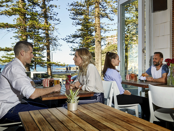 Restaurante - The Sebel Sydney Manly Beach