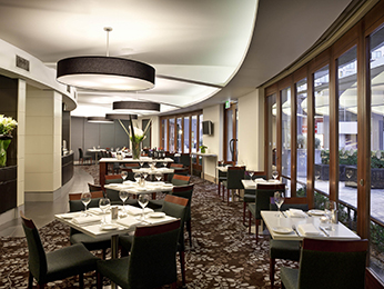 Restaurant - Quay West Suites Melbourne