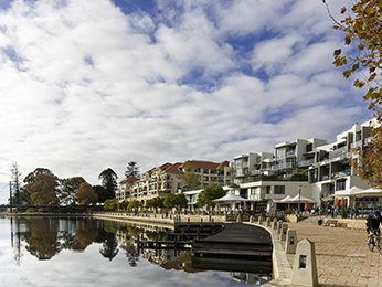 Destinasyon - The Sebel East Perth