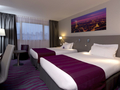 Hotel Parijs-noord:  Mercure Paris La Villette