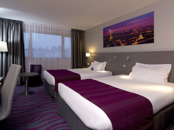 Hotel Mercure Paris La Villette Paris