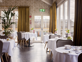 Restaurante - Mercure Milton Keynes Abbey Hill