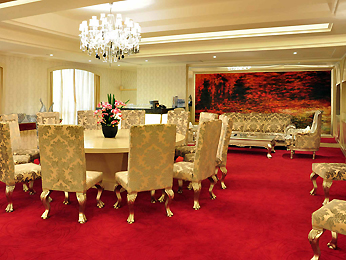 Restaurant - Grand Mercure Dongguan Shijie