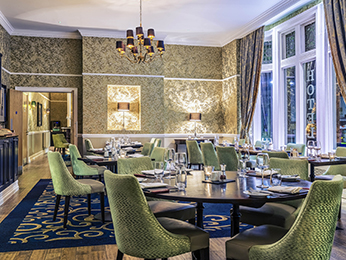 Restaurant - Mercure Darlington Kings Hotel