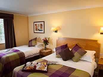 Rooms - Mercure Peebles Barony Castle Hotel