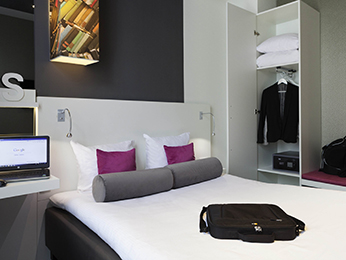 Chambres - ibis Styles Amsterdam Amstel