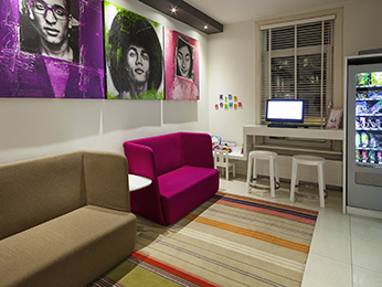 Les services - ibis Styles Amsterdam Amstel
