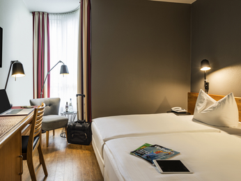 Rooms - Mercure Hotel Berlin Zentrum