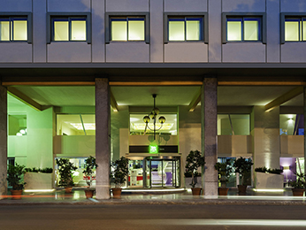 Ibis styles palermo hotel for Design hotel palermo