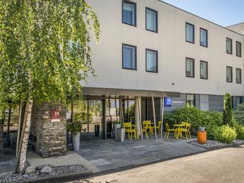 Hotel in archamps ibis budget archamps porte de gen ve - Ibis budget porte chapelle ...