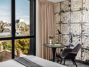 Voir les photos for Rennes boutique hotel