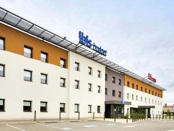 Hotel Ibis Montceau Les Mines