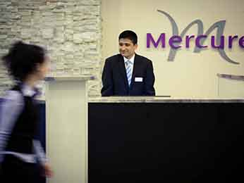 Services - Mercure Hotel Frankfurt City Messe