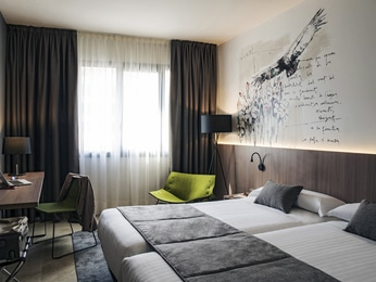 Rooms - Mercure Alberta Barcelona